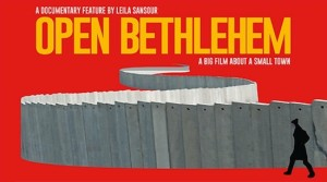 Kvikmyndasýning: Open Bethlehem