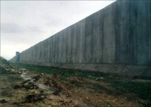 Eva Einarsdóttir í Palestínu, janúar-febrúar 2003